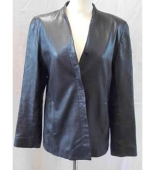 M&S Marks & Spencer - Size: 12 - Black - Jacket