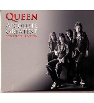Queen - Absolute Greatest CD