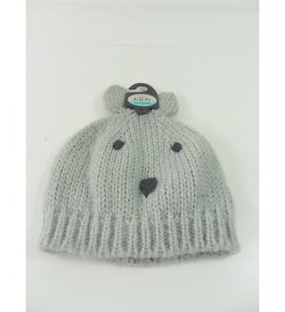 M&S Size: 3-6 Years Grey Rabbit Hat