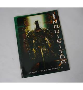 Inquisitor: The Battle for the Emperor's Sole.