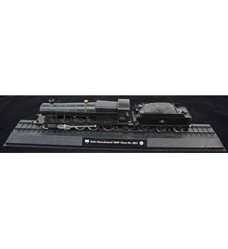 Plastic model of 1918 Churchward 2800 Class No 2861 Unbranded