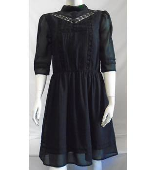 REDUCED BNWT - Oasis - Size: 12 - Black - Dress