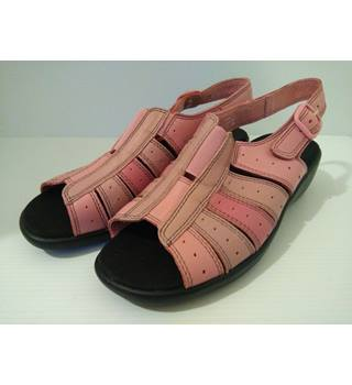 Hotter women's buckle Pink sandals bnwob HOTTER - Size: 5 - Pink
