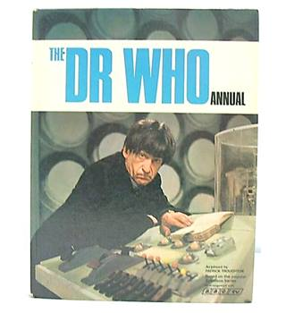 The Dr Who Annual 1969