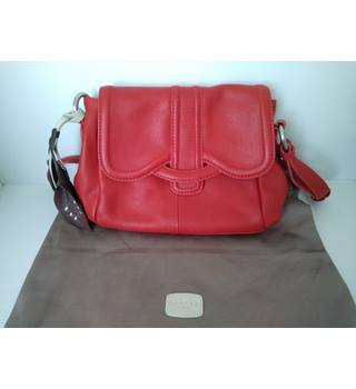 Radley London Red leather bag radley - Size: Not specified - Red