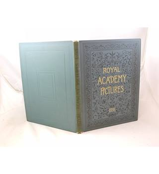 Royal Academy Pictures 1898 publ Cassell and Company Ltd 1898 profusely illustrated