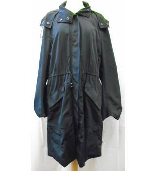 Great Plains - Size: 12/14 - Black - Raincoat