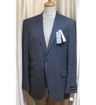 David Leonardo - Size: M - Grey - Jacket