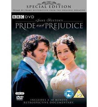 Pride and Prejudice : Special Edition new & sealed