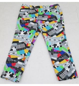 Opposuits - Size: W44/L33 - TV Test card television retro Trousers