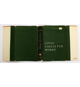V. I. Lenin Collected Works Volume 4  1898 - April 1901