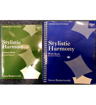 Stylistic harmony - Work book and answer book (set of 2 books)