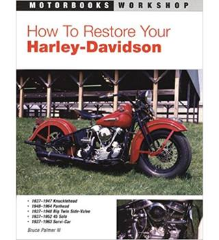 How to Restore Your Harley-Davidson Motorcycle (Authentic Restoration Guide)