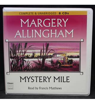 Mystery Mile - CD Audio Book