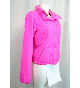Hollister - Size: M - Pink - Casual jacket / coat
