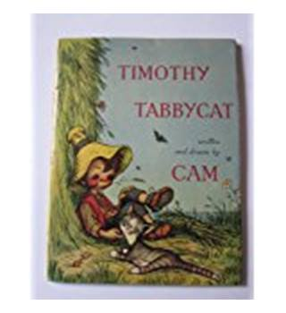 THE STORY OF TIMOTHY TABBYCAT