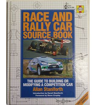 Race & Rally Car Source Book (30th Anniversary Edition) The guide to building or modifying a competition car