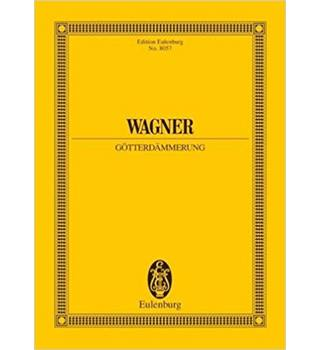 Götterdämmerung WWV 86 D - from the new Complete Edition - soloists, choir and orchestra - study score - (ETP 8057)