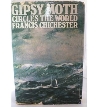 Gipsy Moth Circles the World (Signed Copy)