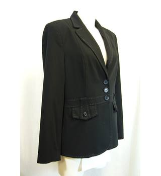 Next - Black - Smart jacket / coat