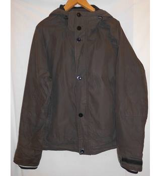 Firetrap - Size: XL -Brown - Raincoat