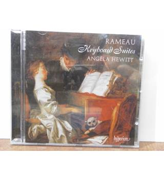 Rameau    Keyboard Suites Angela Hewitt