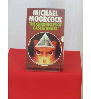50% OFF SALE Michael Moorcock The Chronicles of Castle Brass Box Set Fantasy Novels