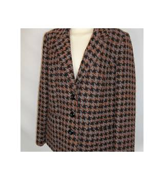 Edinburgh Woollen Mill  Size: 16 Multi-coloured Smart jacket / coat
