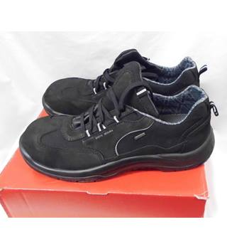 Steitz Secura Safety shoes S2 Size: 46 Black Black - Work boots