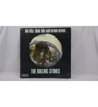 Rolling Stones LP - big hits ( high tide and green grass)