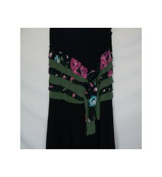 M&S Per Una Size: 12  Multi-coloured Long skirt
