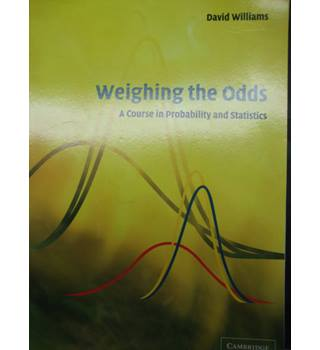 Weighing the Odds - David Williams