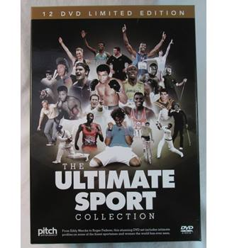 The Ultimate Sport collection - 12 DVD Limited Editi