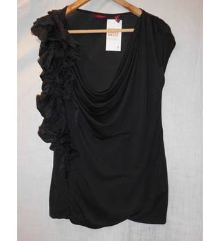 Ted Baker - Size: 4 - Black - T-Shirt