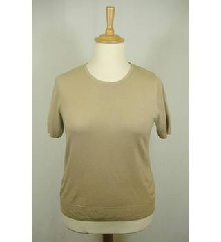 Mark and Spencer Women's Short Sleeve Top Size 14