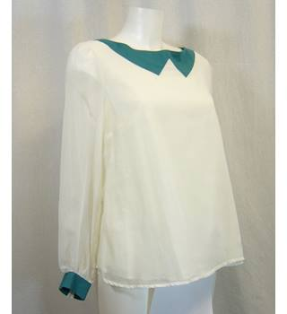 George - Size: 10 - Cream / ivory - Blouse