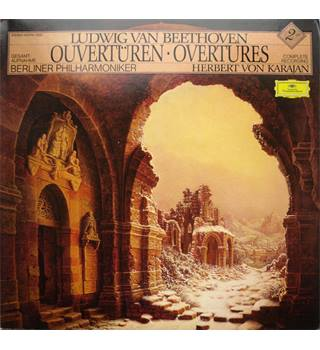 Beethoven Overtures 4135161
