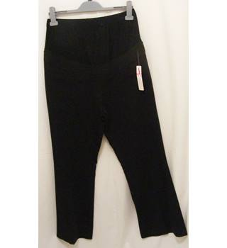 Red Herring Maternity - Size: 10 - Black - Trousers