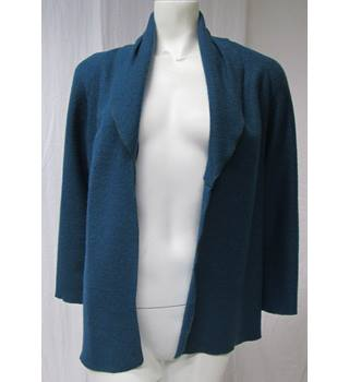 Trendy Cardigan with Detail on the back from Country Casuals Size S Country Casuals - Size: S - Green