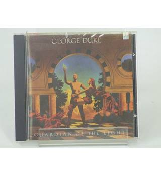 50% OFF SALE George Duke - Guardian of The Light CD