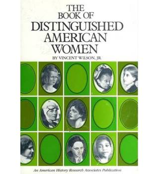 Book of Distinguished American Women
