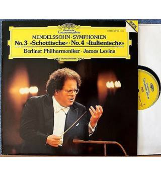 Mendelssohn Scottish and Italian Symphonies - 427 670-1 GH