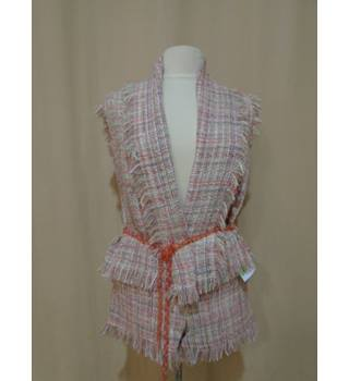 Paul Smith - Size 38/42 - Pink Tweed vest and shorts Paul Smith - Size: 10 - Pink