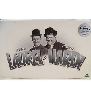 LAUREL AND HARDY CLASSIC SHORTS. Cert U