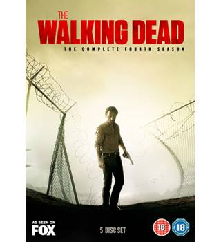 THE WALKING DEAD THE COMPLETE FOURTH SEASON 18