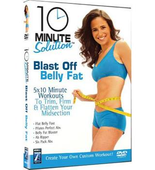 10 MINUTE SOLUTION BLAST OFF BELLY FAT Non-classified