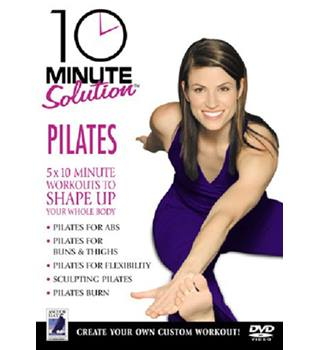 10 MINUTE SOLUTION PILATES Non-classified