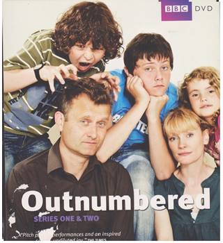 Outnumbered Series One & Two