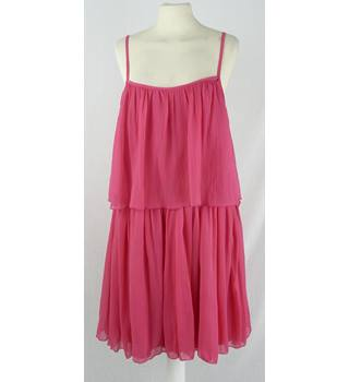 BNWT E-vie - Size: 16 - Pink - Tiered Top