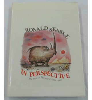 In Perspective by Ronald Searle